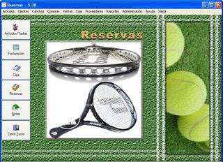 Software De Gestión - Reserva De Canchas