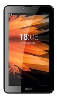 """Tablet Noganet Nogapad 7G 7"""" 16GB negra con memoria RAM 1GB"""