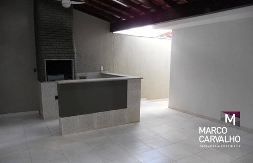 Casa Com 3 Dormitórios À Venda Por R$ 490.000,00 - Centro - Marília/sp - Ca0609
