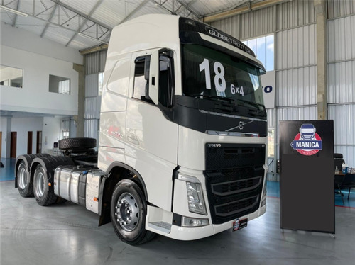 Volvo Fh 540 6x4 2018 Ishift
