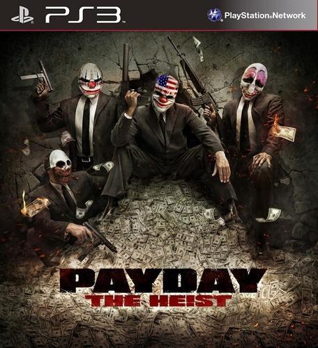 Payday The Heist ~ Videojuego Ps3 Español