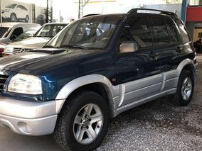 Suzuki G.vitara 4x4 2003 Unico Dueño- Juan Manuel Autos