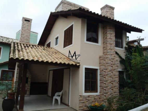 Casa Linda Com 3 Dormitórios No Campeche / Rio Tavares