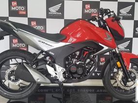 Honda Cb 160 F Dlx 2020 0km Inicial Desde $100.000