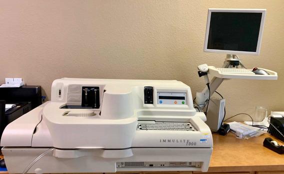 Equipo Analizador De Hormonas Immulite 1000 Siemens