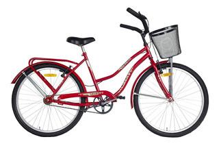 Bicicleta Paseo Dama R26 Primavera Full Liberty Mujer