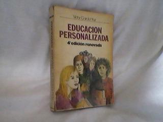 Educación Personalizada / Garcia Hoz/ Muy Buen Estado