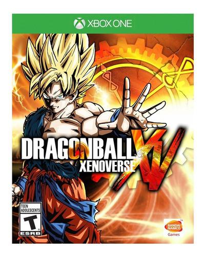 Dragon Ball Xenoverse Bandai Namco Entertainment America Xbox One Físico