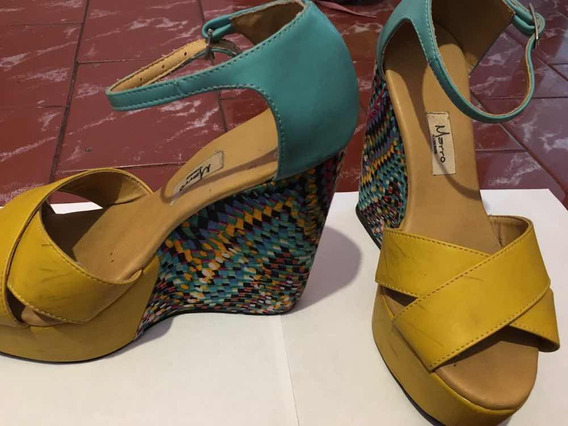 Zapatos Para Dama Marca Marro Accesorios