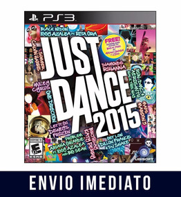 Just Dance 2015 Ps3 Psn Envio Agora