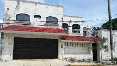 Amplia Casa En Renta Amueblada O Sin Amueblar, Col. Petrolera
