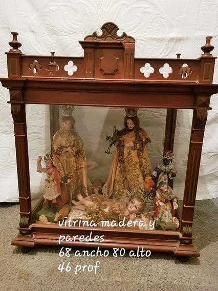 Imagenes Religiosas Pesebre Antiguo Figuras Pelo Natural
