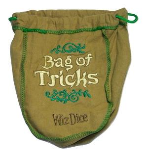 Bolsa Para Dados - Bag Of Tricks - Wiz Dice