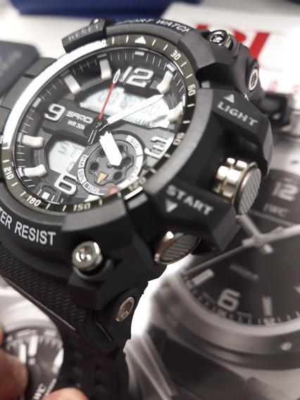 Relógio Esportivo Masculino Sportwatch 759 (frete Grátis!)