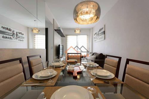 Imagem 1 de 11 de Oportunidade Apartamento Novo Próximo Ao Centro De Itaquera. - Ap0023