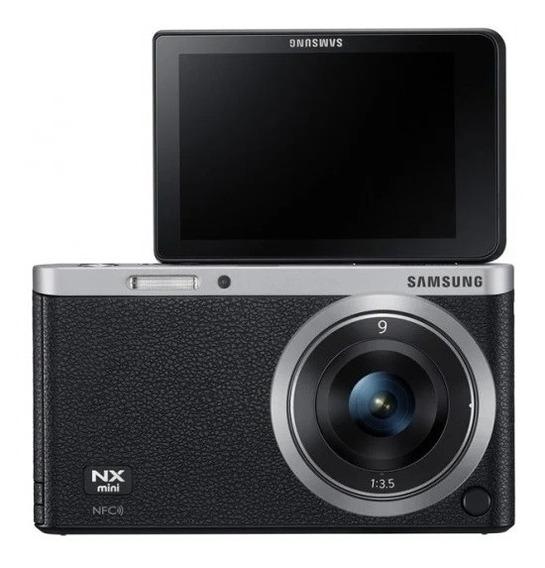 Câmera Samsung Nx Mini 22,5 Mp
