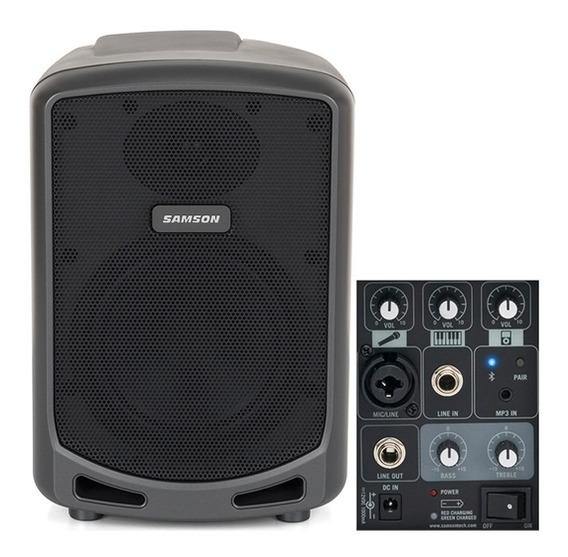 Parlante Portátil Xp360b, Bluetooth, Samson