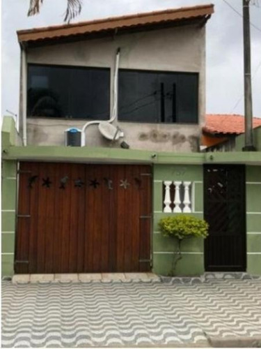 Sobrado Ótimo Com Salão De Festas Em Itanhaém - 4432   Npc