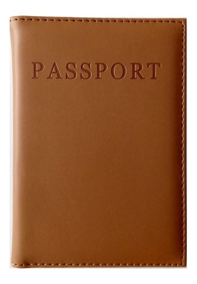 Funda Cubierta Para Pasaporte Porta Pasaporte Colores