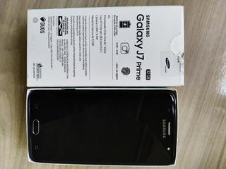 Celular Samsung Galaxy J7 Prime Preto Usado Excelente