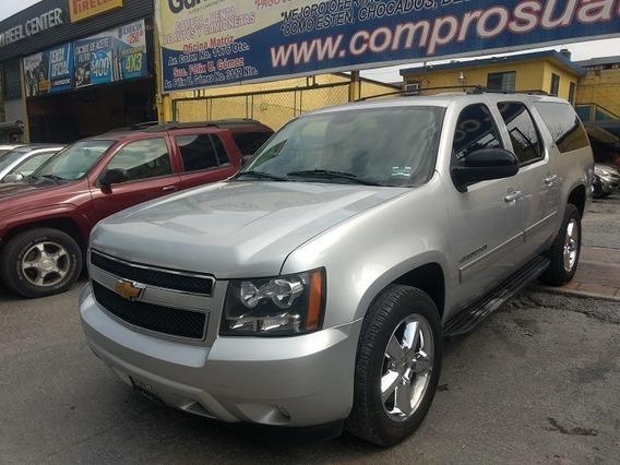 Chevrolet Suburban Lt 4x4 2014, Factura De Agencia Un Dueño