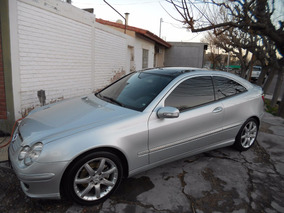 Mercedes Benz Clase C230 Coupe Sport Edition V6 204hp Mt 6ta