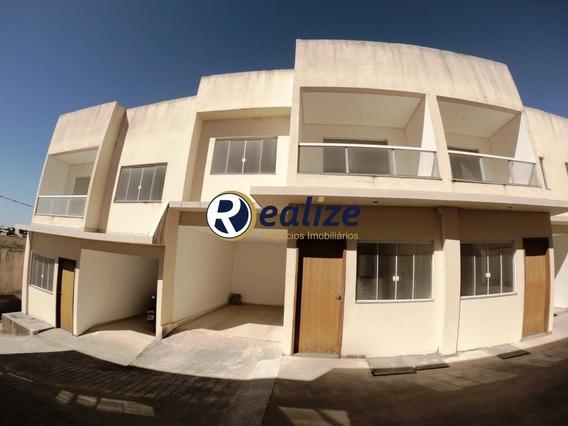 Casa Duplex De 2 Quartos Em Condomínio Fechado No Bairro Itapebussu - Pm311 - 33342013