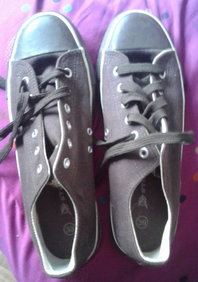 Zapatillas Stone Marrones