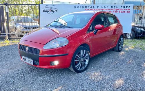 Fiat Punto Essense 1.6 Gnc 2011