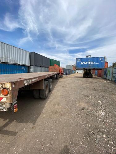 Containers Marítimos Contenedores Usado 20' Dry San Juan