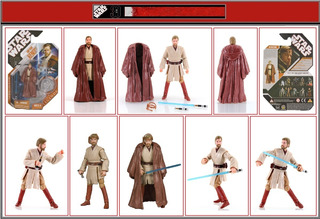 Star Wars Obi-wan Kenobi 30th Swargento!!