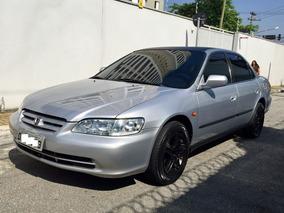 Honda Accord 2.3 Ex Aut. Completo #impecável#