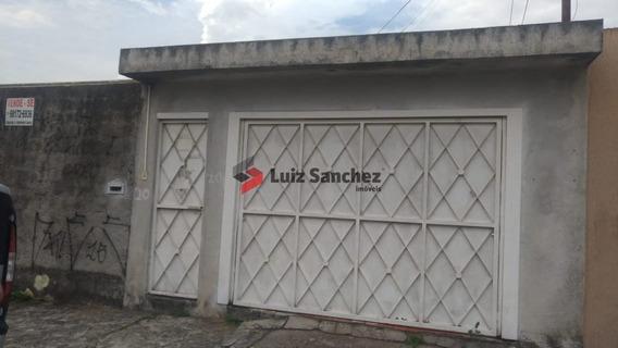 Casa Residencial E Comercial - Vila Mogilar - Ml12436