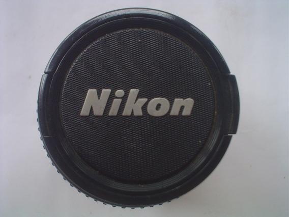 Lente Nikon-35-70 Mm-1:3.3-4.5-sem Fungos-c/ Tampa-frete 0