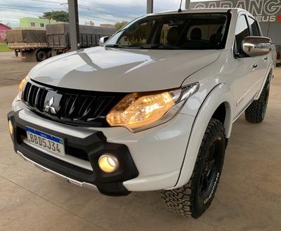 Mitsubishi L200 Triton Sport Hpe Automática 2.4 Diesel 2017