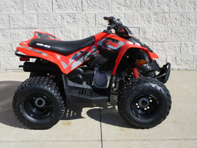 Can Am Ds 90 Automatico 2017 En Stock - Ktm Palermo