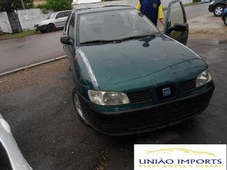 Sucatas Seat Cordoba 1.6 Sr 2001 Motor, Cambio, Porta...