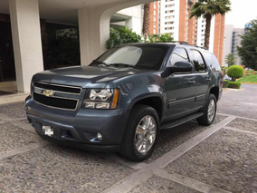 Chevrolet Tahoe Blindada 2010 Nivel 3plus