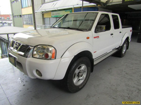 Nissan Frontier Ax Mecánica 3.0 4x4