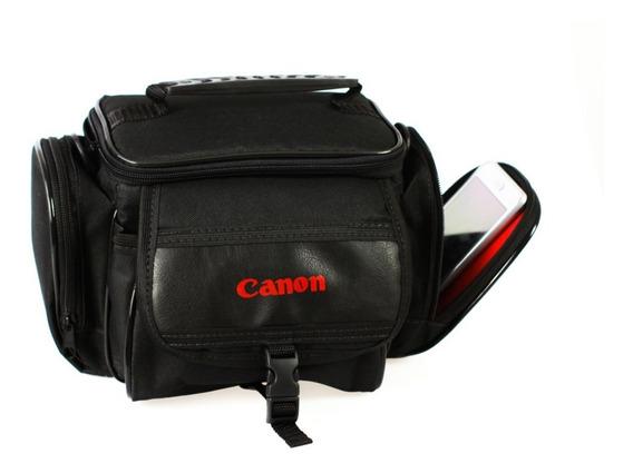 Bolsa Bag Canon Para Camera E Acessorio Novo Importado Promo