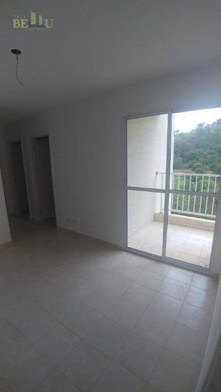 Apartamento Com 2 Dormitórios Para Alugar, 47 M² Por R$ 900/mês - Residencial São Luis - Francisco Morato/sp - Ap0065