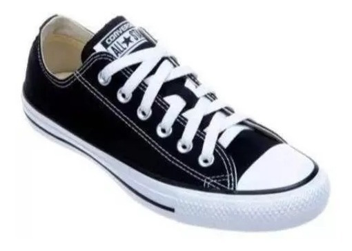 Tenis Converse All Star Ct00010002 Preto Original