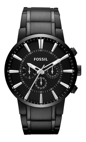Relógio Fossil Masculino Classic Fs4778/1pn