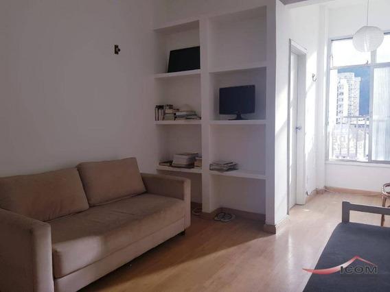 Apartamento Com 2 Dormitórios À Venda, 77 M² Por R$ 650.000,00 - Catete - Rio De Janeiro/rj - Ap4557
