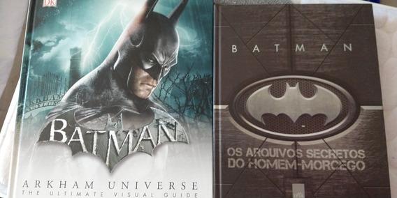 Livros Batman Capa Dura