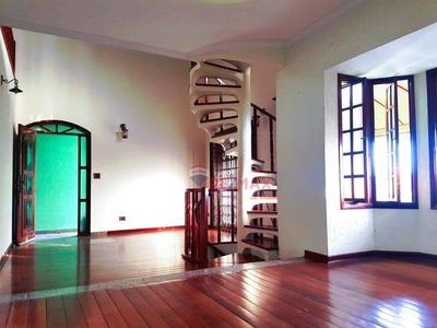 Sobrado 3 Quartos À Venda, 260 M² Por R$ 680.000 - Vila Guilhermina - São Paulo/sp - So1555