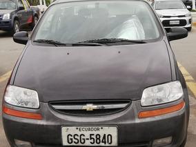 Chevrolet Aveo Ac Tm 1.5 4 P 4x2