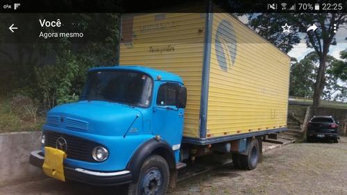 Caminhão Mercedes Bens -1113