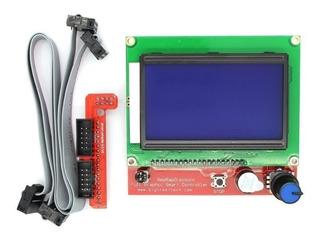 Lcd Arduino Full Graphic Impresora 3d Display Mega Ramps Sd
