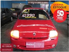 Renault Clio 1.0 Rt Sedan 16v Gasolina 4p Manual